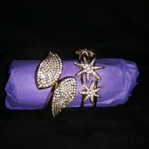 Jewelry - Stars and Sparkles Cuff bracelet